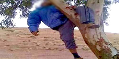 إقدام رجل على الإنتحار شنقا بجماعة بني سيدال الجبل
