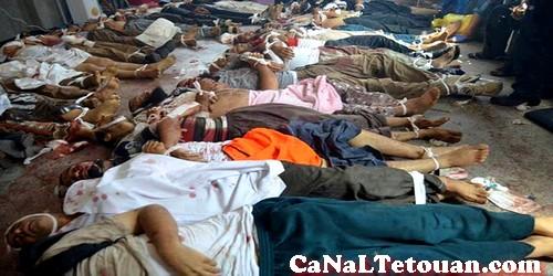 حزب العدالة والتنمية يدين بشدّة أحداث مصر