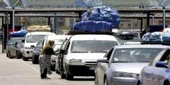 احتجاجات عارمة في الميناء المتوسطي بطنجة بسبب الازدحام