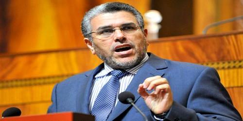 الرميد: تدخل القوات العمومية لمنع الإحتجاجات يعرضها للمساءلة