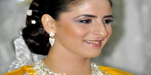 """صور: زواج مريم الزعيمي"""" جميلة في بنات لالة منانة """""""