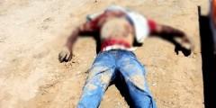 أمواج البحر تلفظ جثة مهاجر افريقي بشاطئ ألمينا بتطوان
