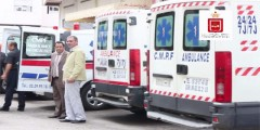 نائب رئيس الجماعة بتطوان يتفقد السيارات الجدد لنقل المرضى المخالفة لقانون السير