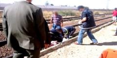 شخص يضع حد لحياته بقفزه تحت عجلات القطار بالبيضاء