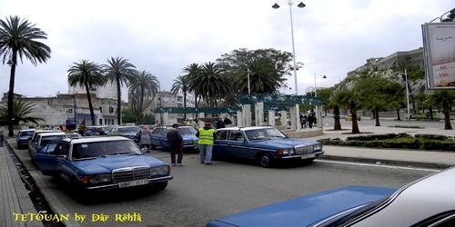 سائقي الطاكسيات بتطوان يعتزمون خوض إضراب وطني احتجاجا على الزيادة في المحروقات