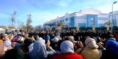 صرخة صاخبة للطلبة بجامعات مرتيل ضد شركة النقل الحضري !!!