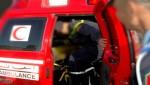 إصابات أمنيين في حادثة سير خطيرة بطريق القصر الصغير