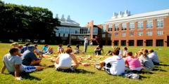 """""""نيو-إنجلاند"""".. أول جامعة أمريكية تفتتح حرما لها في طنجة"""