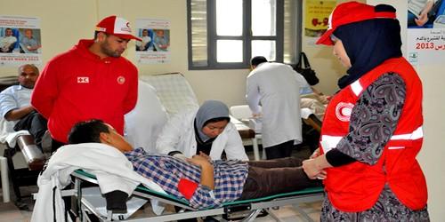 دعوة للمشاركة في حملة التبرع بالدم بتطوان