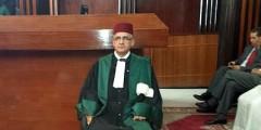 عبد السلام مسار ينصب رئيسا لمحكمة الاستئناف بطنجة