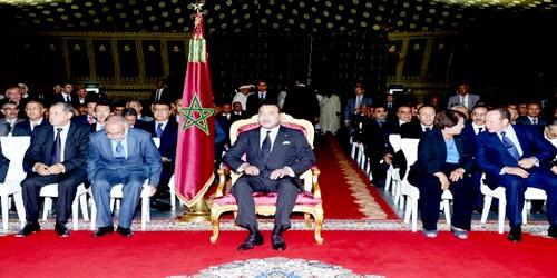 الملك محمد السادس يعطي إنطلاقة برنامج طنجة الكبرى بطنجة