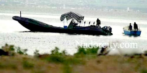 ضبط طن ونصف من المخدرات على متن قارب للصيد بساحل راس الماء