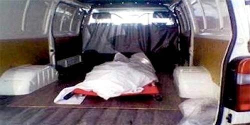 شرطة بني بوعياش تعثر على جثة متحللة بأحد المنازل
