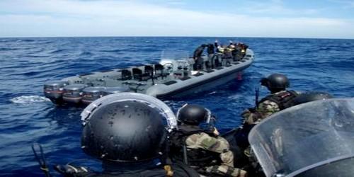 حجز طن من المخدرات وقاربين من الحشيش بميناء رأس الماء إقليم الناظور