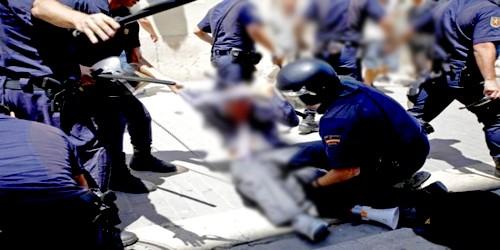 تفاصيل حادثة إنقلاب حافلة نقل المسافرين بين تطوان وشفشاون