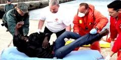 إنقاذ 2221 مهاجر سري بمضيق جبل طارق خلال 9 أشهر