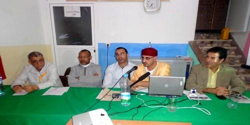 رئيس جماعة الحضرية لتطوان يتواصل مع ساكنة حي الكريان ببوجراح العليا