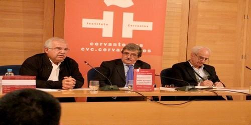 تقديم كتاب الصحافة الإسبانية بمعهد سربانطيس بتطوان