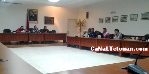 تأجيل إنعقاد دورة أكتوبر لبلدية مرتيل لعدم إكتمال النصاب القانوني