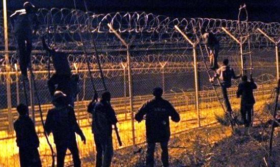 سلطات الاسبانية تنفي وفاة مهاجرين بمدينة سبتة المحتلة
