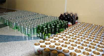 عصابات تستهدف قاصرين لتهريب الخمر من داخل مليلية