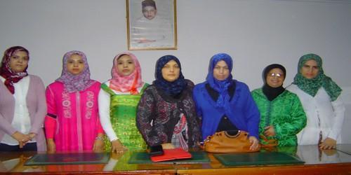 """جمعية """"أفنوني"""" لمحترفات الخياطة والطرز التقليدي الأصيل تعقد جمعها العام التأسيسي"""