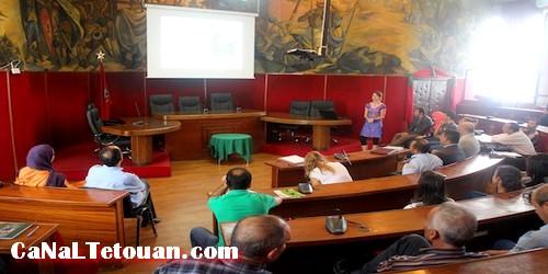 مجلس الجماعة الحضرية لتطوان يعقد أشغال دورة يناير الاستثنائية يوم الجمعة 24 يناير2014