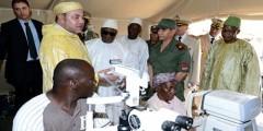 وزارة الصحة بالمغرب تقدم 34 طنا من الدواء لدولة مالِي