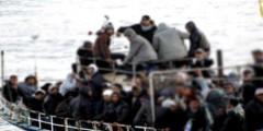 توقيف 74 مهاجر غير شرعي على مستوى ساحل طنجة الفنيدق