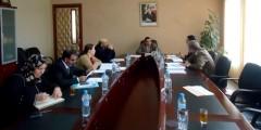 اجتماع لجنة تتبع أشغال النظافة لمنطقة الأزهر بتطوان