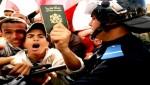 بعد إلغاء الاستمارة .. السلطات تشدد المراقبة على جوازات السفر في معابر سبتة
