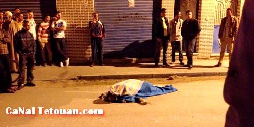 إنتحار شخص في عقده الثالث بحي أحريق بمرتيل