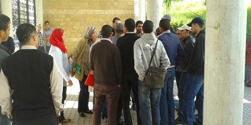 أكاديمية طنجة تطوان تحت نيران الاحتجاجات والاعتصامات