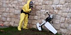 طنجة : سقوط طائرة تجسس تستنفر الأجهزة الأمنية للدولة