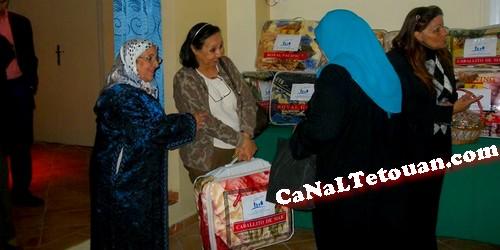 جمعية ابني بتطوان تنظم حفلا تضامنيا بمناسبة عاشوراء