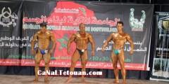 روبورتاج مع بطل المغرب في رياضة كمال الأجسام التطواني سعيد الرياني