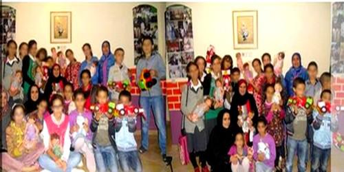 جمعية الإيثار بتطوان تنظم أمسية خيرية للأطفال إحتفاءا بعاشوراء