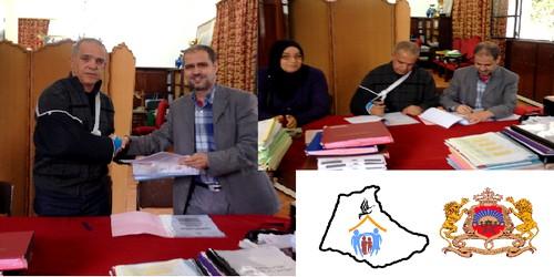 توقيع اتفاقية شراكة بين نيابة التربية الوطنية بتطوان وشبكة التنمية المجتمعية بجهة طنجة تطوان