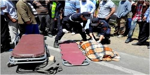 حادثة سير خطيرة تعطب ثلاثة أشخاص بين طنجة وتطوان