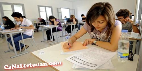 البكالوريا بجهة طنجة تطوان : هذا هو العدد المرشج لاجتياز الامتحان الوطني لهذه السنة !
