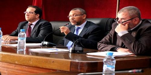 تطوان : توقع اتفاقية تعاون ثلاثية مع المنظمة الألمانية للتعاون الدولي والجمعية المغربية لمدارش الورشة