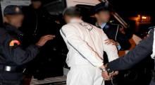 ولاية أمن تطوان توقف أحد كبار مروجي المخدرات بالعرائش