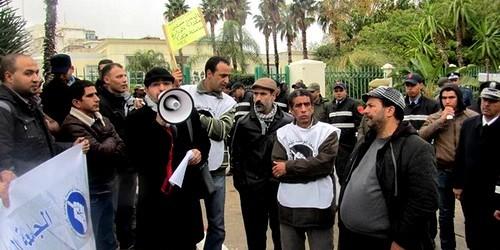 عاصفة احتجاجية لمدراء الثانويات بجهة طنجة تطوان في وجه وزير التعليم