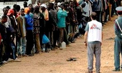 اسبانيا تصادق على قانون يسمح بترحيل المهاجرين الأفارقة إلى المغرب