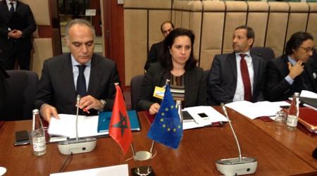 مزوار يترأس مجلس الشراكة و المصادقة على برنامج تفعيل الوضع المتقدم بين المغرب والاتحاد الأوربي