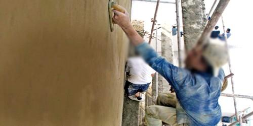 عامل بناء يلقى حتفه إثر سقوطه من الطبق الرابع بمرتيل