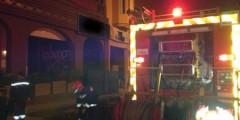 النيران تأتي على ملهى ليلي في طنجة قبيل احتفالات رأس السنة