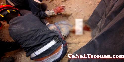 سقوط عامل بناء من الطابق الثالث بحي الديزة في مرتيل