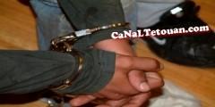 اعتقال شخص هدد تلميذة أدلت بتصريح حول ترويج المخدرات بمدارس الفنيدق
