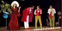 جمعية محترف الفدان للمسرح بتطوان تشارك في المهرجان المتوسطي للحسيمة.